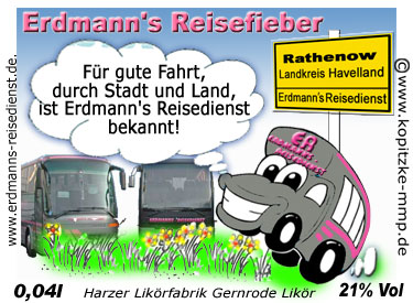 Erdmanns Reisedienst
